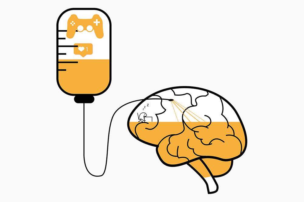 Gamen en ADHD zelfmedicatie van ons brein?